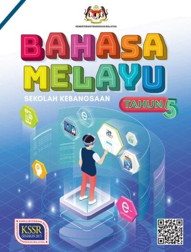 Buku Teks Digital Bahasa Melayu Darjah 5 PDF Tahun 2021