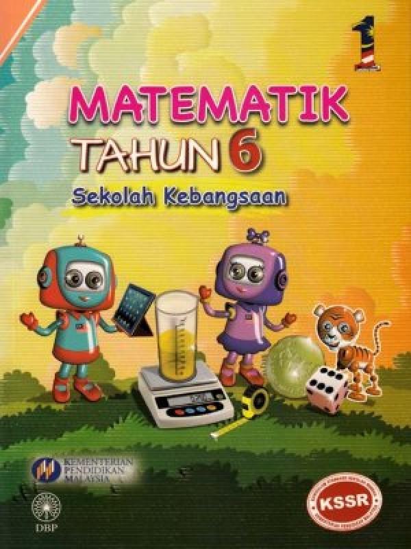 Buku Teks Digital Matematik Darjah 6 PDF Tahun 2021
